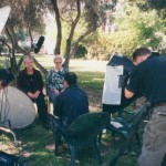 On location in Northern Israel