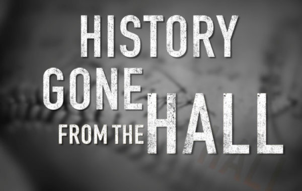History Gone from the Hall