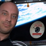 Astronaut Garrett Reisman honors the documentary in space