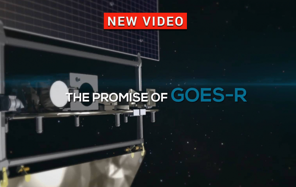 GOES-R & StormCenter