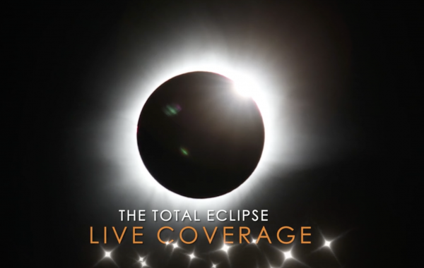 Solar Eclipse Satellite Media Tour Promo
